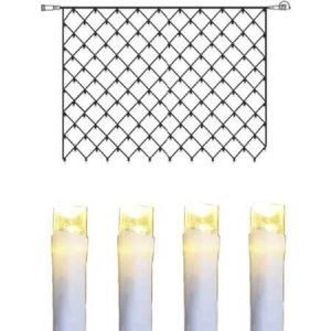 Ljusnät System Decor LED 2x1.5m
