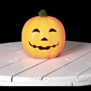 Batteridriven Halloweenpumpa
