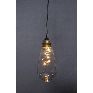 Batteridriven Hängande Dekoration Glow LED