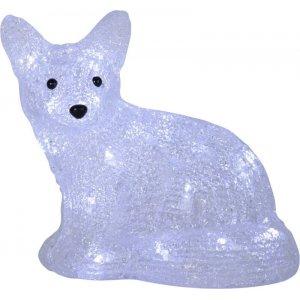 Dekorationsfigur Crystaline