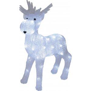 Crystaline Snögubbe LED