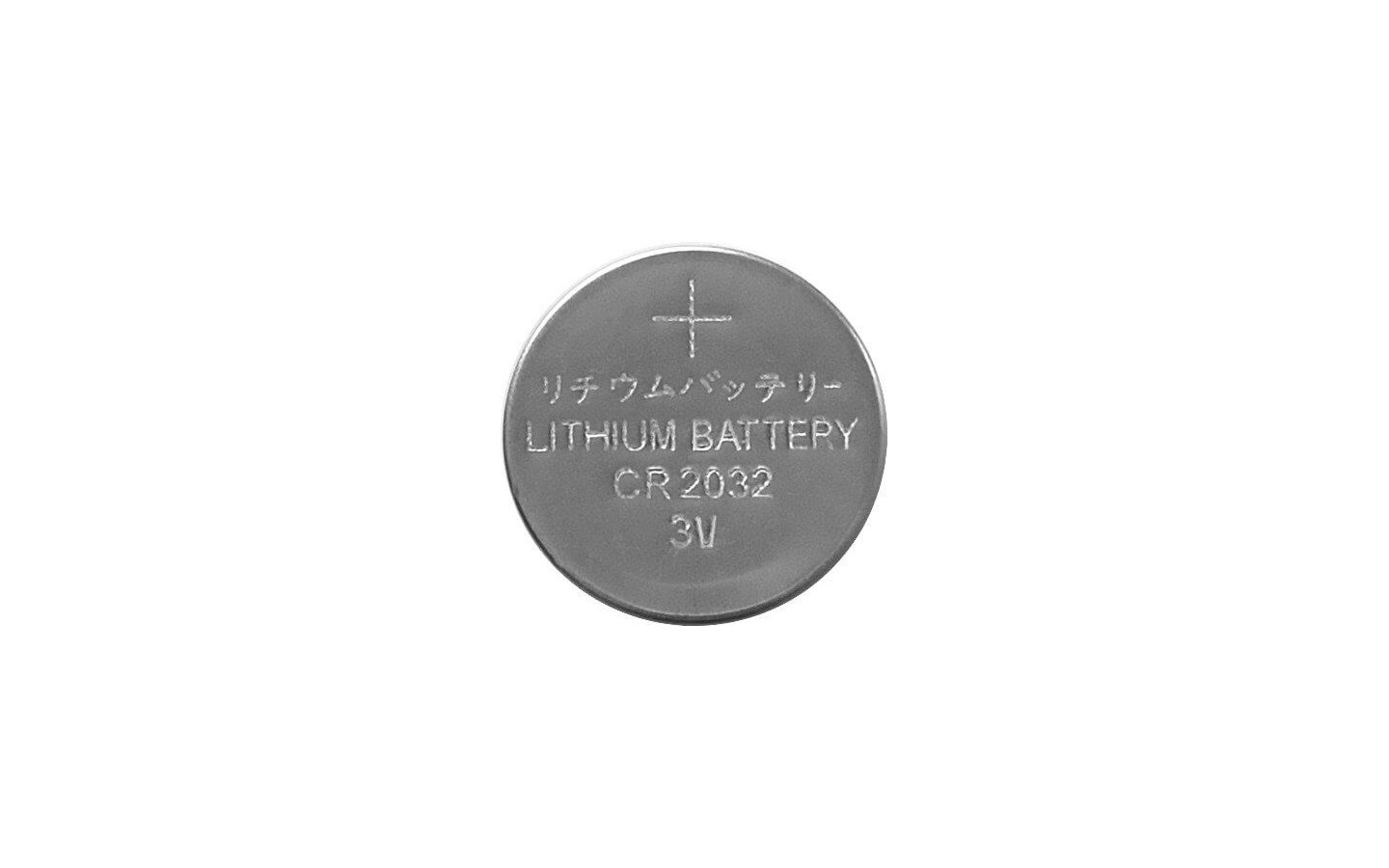 CR2032-batteri, Lithium 3V, 6-pack