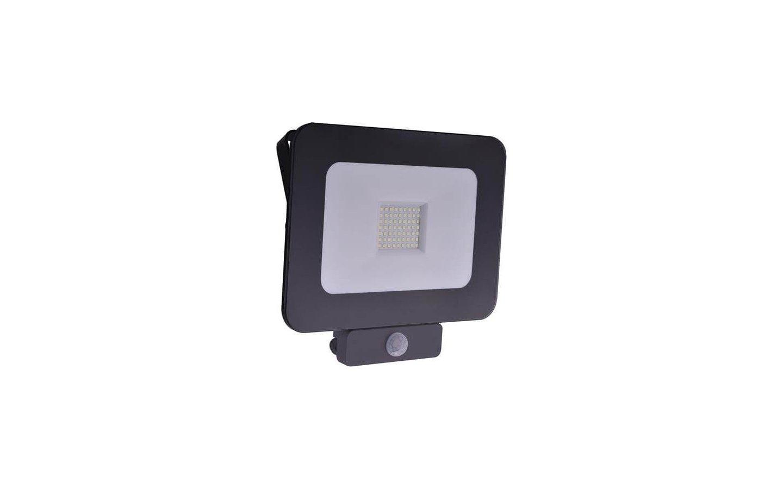 LED-Strålkastare Med Sensor 50W 4000K