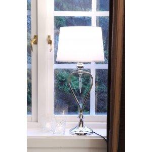 Crystal Bordslampa 40cm