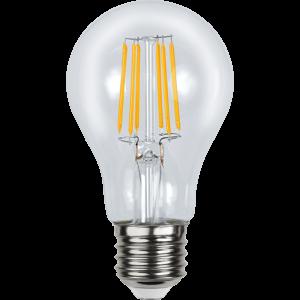 LED-Lågvoltslampa 12-24V, Klot E27 2700K 470lm 4,2W(40W)