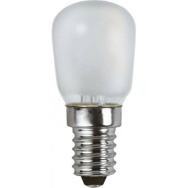 LED-Lampa Päron, Frostad, E14 2700K 90lm 1,3W(10W)