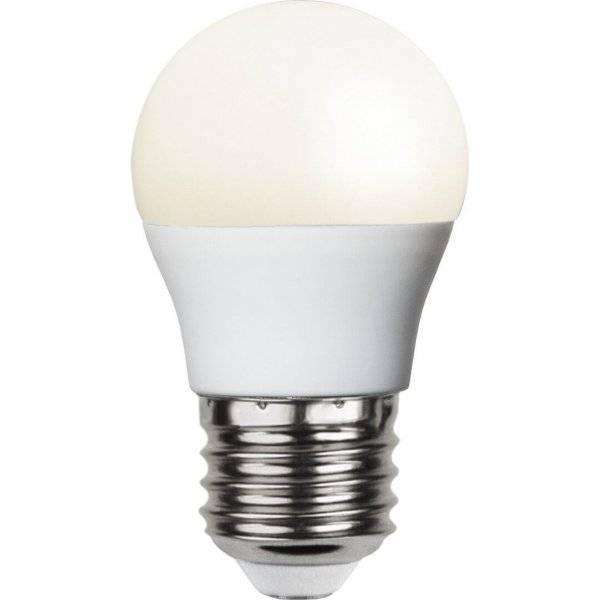 LED-Lampa Klot, Opal E27 4000K 480lm 5W(41W)