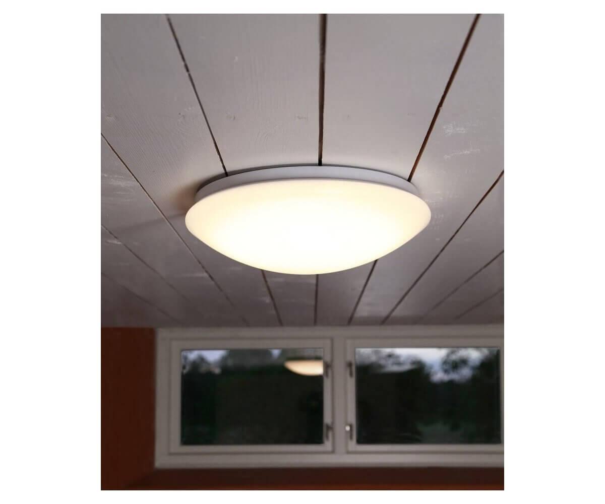 plafond led 32cm 3000k 1300lm 18w 100w. Black Bedroom Furniture Sets. Home Design Ideas