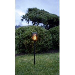 Solcellslampa Edward Krom 14lm 0,396W