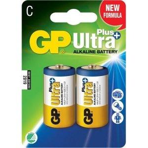 GP C-batteri, 2-pack