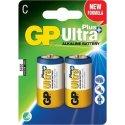 C-batteri Ultra Plus, LR14 1,5V, 2-pack