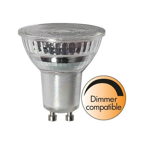 Spotlight 25° LED GU10 2700K 500lm 6,5W(63W)
