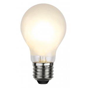 Frostad Klot filament LEDlampa E27 2700K 400lm 5W(35W)