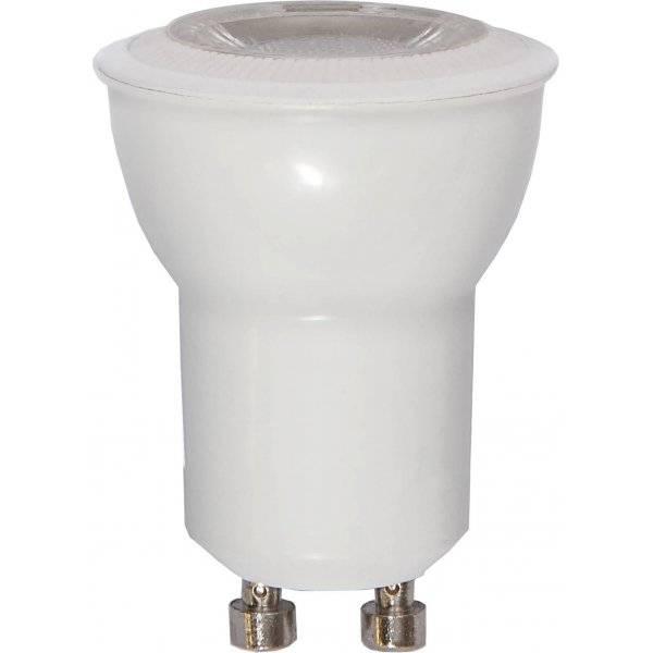 Spotlight LED GU10 Mini 2700K 250lm 4W (33W)