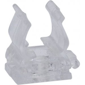 Plastclips för LED-Ropelight, 10-pack