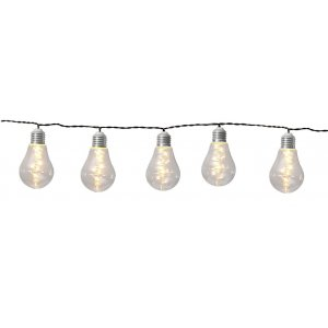 Solcells-ljusslinga Glow LED 1,9m