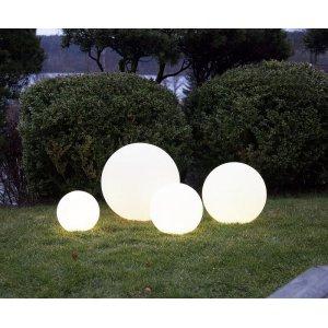 Paul blockljus LED utomhusbruk timer/sensor 12,5cm