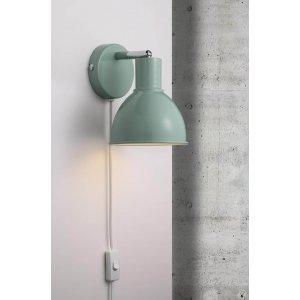 Pop Vägglampa Grön