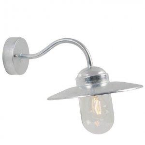 Luxembourg Vägglampa Galvaniserat stål