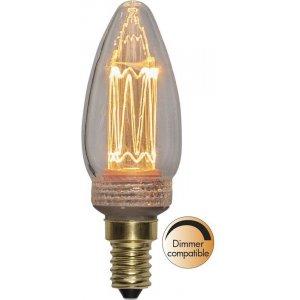 LED-Lampa Classic Kron, E14 2000K 70lm 2,3W(7W)