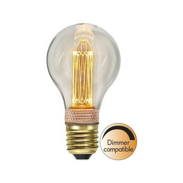LED-Lampa Classic Normal, E27 2000K 70lm 2,3W(7W)