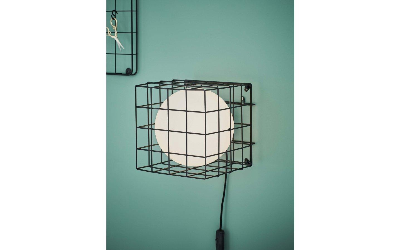 Cage Bordslampa / Vägglampa