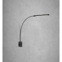 Antenna Vägglampa Svart