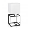 Cube Bordslampa 34 cm