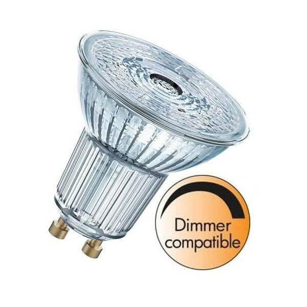 Spotlight LED GU10 3000K 350lm 6,5W(50W)