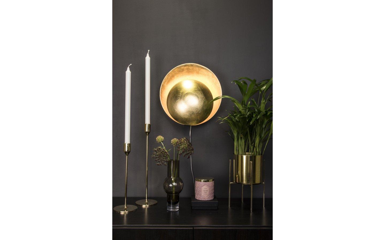 Orbit Vägglampa Guld