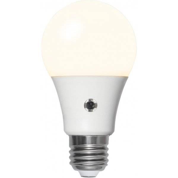 Prima Köp LED-Lampa med skymningssensor, Opal E27 2700K LR-91