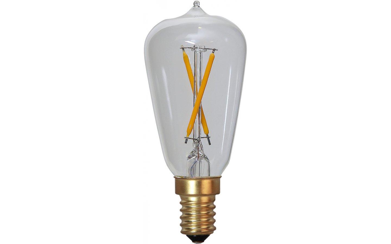 Köp LED Lampa Lyktlampa, Heavy Smoke, E14 2100K