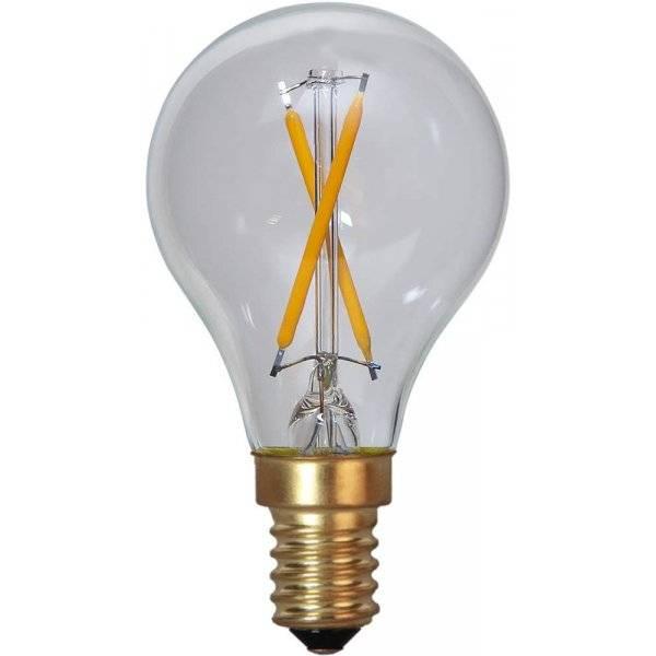 LED-Lampa Klot, E14 2100K 30lm 0,5W(3W)