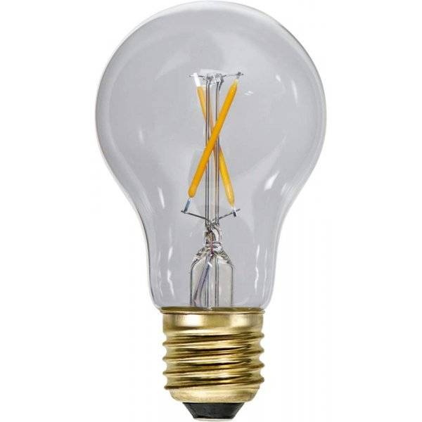 LED-Lampa Normal, E27 2100K 30lm 0,5W(3W)