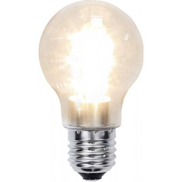 LED-Lampa Normal, E27 2100K 136lm 1,6W(15W)