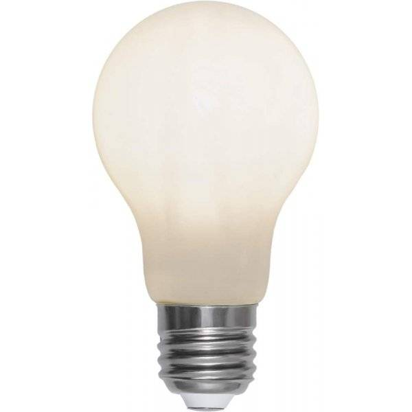 LED-lampa E27 A60 Opaque Filament Ra90