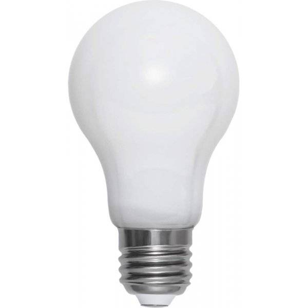 LED-Lampa Normal, Opal E27 2700K 806lm 7,5W(60W)