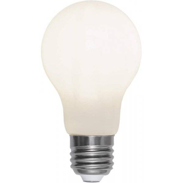 LED-lampa E27 Normal, Opal E27 4000K 850lm 7,5W(63W)