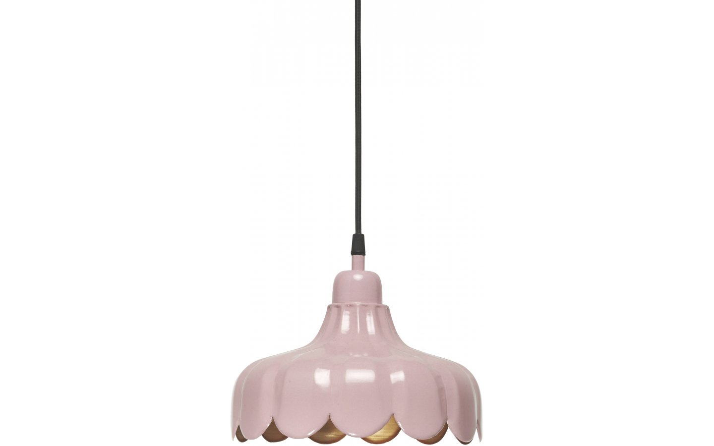 Wells Fönsterlampa 24cm Rosa