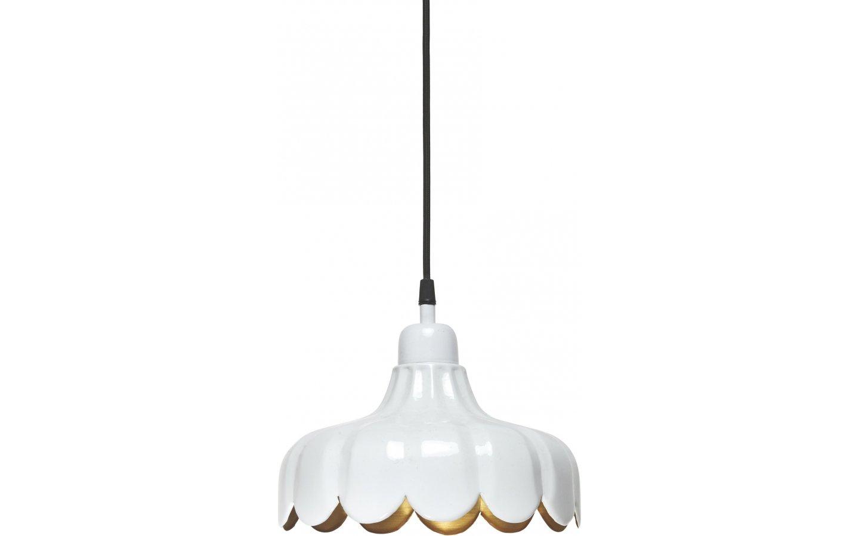 Wells Fönsterlampa 24cm Vit