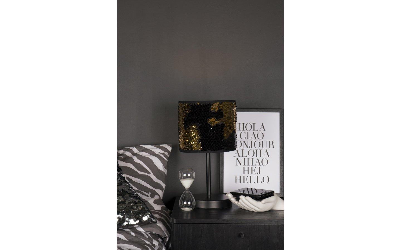 Bling Bordslampa Svart/Guld
