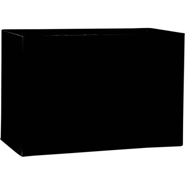 Rakel Rektangulär Lampskärm 23cm Svart
