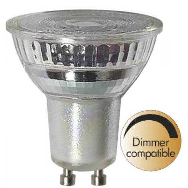 Spotlight LED GU10 2700K 400lm 4,5W(50W)