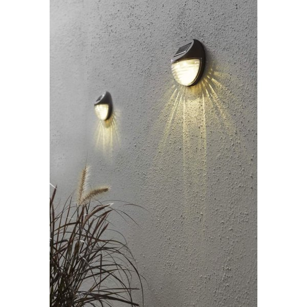 Solcellslampa Fency LED 3 pack
