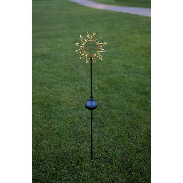 Sunny Solcellslampa, 77 cm Varmvit 0,06W