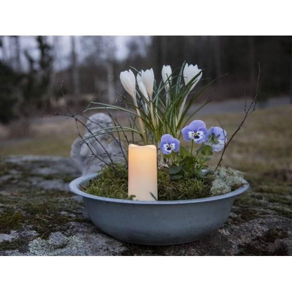 Kända Köp Serene Blockljus LED Utomhusbruk Timer/Sensor FT-01