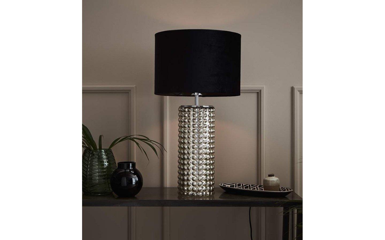 Proud Bordslampa Silver