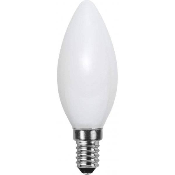 LED-Lampa Kron, Opal E14 2700K 470lm 4,7W(40W)