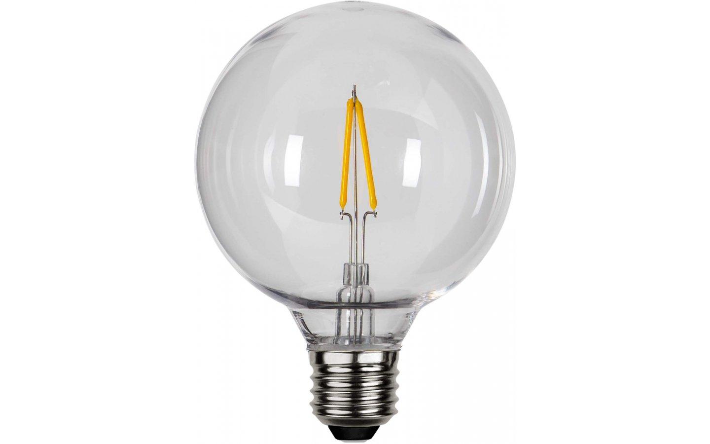 LED lampa traditionell glödlampa E27 10W Ra 95 till