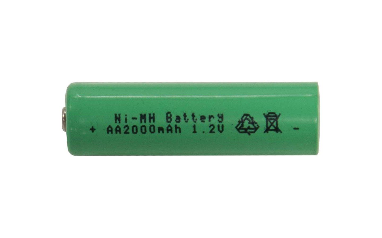 Uppladdningsbart AA-batteri, 1.2V 2000mAh